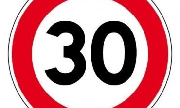 Civitella Alfedena - SR 83 marsicana, limite velocità ridotto a 30 km/h. Massimi scrive alla Provincia