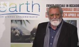 """Pescasseroli, proiezione di """"Earth - un giorno straordinario"""" con Diego Abbatantuono"""