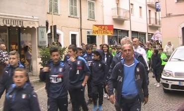 Castel di Sangro, overbooking per il torneo di calcio del 1°maggio