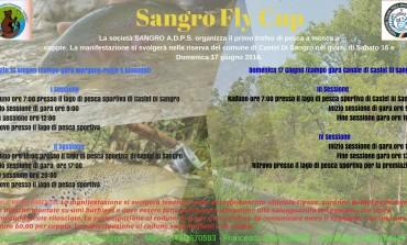 Pesca - Castel di Sangro, 1^ edizione di 'Sangro Fly Cup'