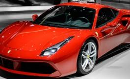 Primo raduno delle Ferrari a Castel del Giudice