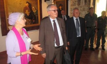 """Il prefetto Linardi sbalordito da Castel di Sangro:""""Unicum abruzzese"""""""