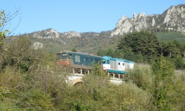 Transiberiana d'Italia, sui binari della Sulmona - Carpinone è in arrivo il treno del vino