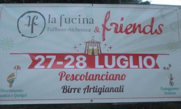 """Pescolanciano, il birrificio """"La Fucina"""" spegne sei candeline"""