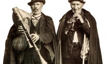 San Polo Matese, rassegna degli zampognari d'Italia