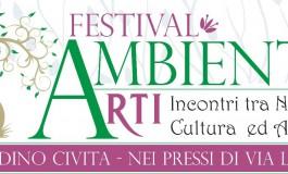 Castel di Sangro - 'Festival AmbientArti', un giardino botanico sulla Civita: progetto e mostra fotografica, sabato 28 luglio
