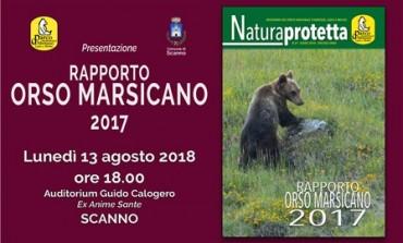 Scanno, presentazione del rapporto orso marsicano: lunedì 13 agosto