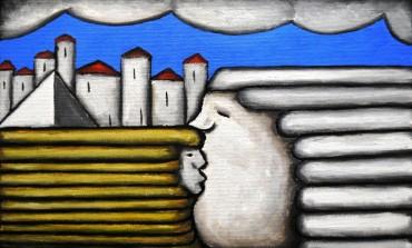 Ateleta, mostra dell'artista Luca Luciano