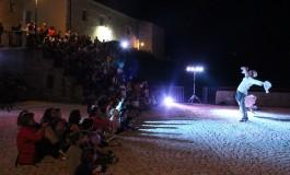 Bagno di folla per la 3^ edizione del Casteldelgiudice Buskers festival