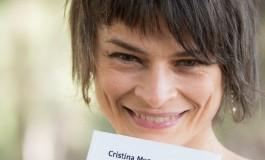 """Cristina Mosca a Villetta Barrea presenta il romanzo """"Loro non mi vedono"""""""