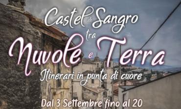 """""""Castel di Sangro tra nuvole e terra"""", la meravigliosa mostra fotografica di Mario Romano"""