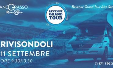 """Rivisondoli, seminario sul """"Revenue di Destinazione"""" con il team di Franco Grasso"""