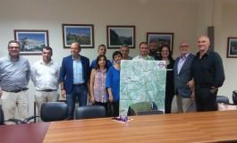 """Scoprire l'Abruzzo con la """"Rocciapolitana"""", presentato a Villa Santa Maria il progetto turistico"""