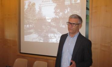 """Le città del futuro puntano sul """"verde"""", i tecnici dell' AIAPP in cattedra a Capracotta"""