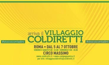 Roma, produttori abruzzesi e molisani al villaggio contadino del Circo Massimo