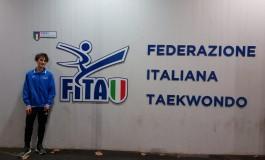 Taekwondo - Civitella Alfedena, inzia l'avventura in Spagna con la Nazionale italiana per Odone Santucci