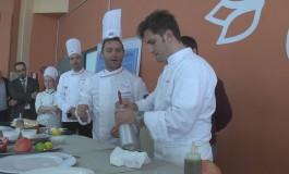 Roccaraso, ex alunno oggi stella Michelin: Felice Sgarra fa sognare gli alunni dell'alberghiero