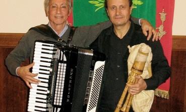 Zampognari molisani e fisarmoniche marchigiane in concerto a Castelfidardo