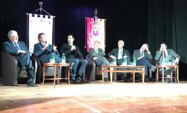 """Castel di Sangro ombelico del calcio """"just for one day"""", consegna la cittadinanza onoraria al presidente Figc Gabriele Gravina"""