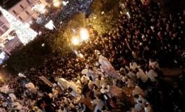 "Folla oceanica a Campobasso per i ""Misteri di Natale"""