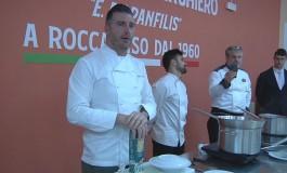 Roccaraso, conclude in bellezza la rassegna con gli stellati della gastronomia: William Zonfa svela le sue ricette agli studenti del De Panfilis