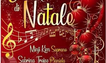 Castel di Sangro, concerto di Natale al teatro Tosti