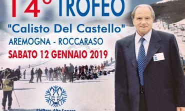 """Roccaraso, sabato 300 atleti in gara al Trofeo """"Calisto Del Castello"""""""