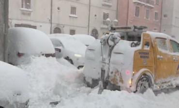 Emergenza neve, ecco la situazione a Roccaraso, Pescocostanzo e Capracotta
