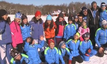 """Esclusivo - 85 atleti ai campionati regionali di sci di fondo a Capracotta. Paglione: """"sabato 9 febbraio speciale linea Bianca su Rai Uno"""""""