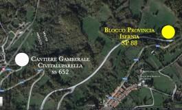 Ss 652 Fondovalle Sangro, denuncia fasulla di Smargiassi (5Stelle): da tapiro d'oro!