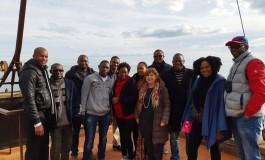 Gestione dei laboratori veterinari, in Abruzzo i delegati di Botswana, Camerun, Costa d'Avorio, Senegal e Uganda