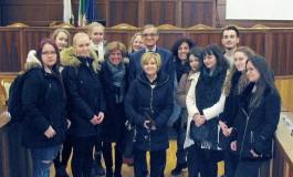 Isernia, studenti finlandesi visitano il liceo Cuoco-Manuppella accolti dalla dirigente Mariella Di Sanza