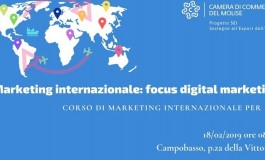 "Corso gratuito di ""Marketing internazionale: focus digital marketing"""