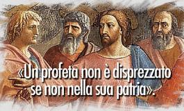 Nemo Propheta in patria, la cacciata di Gesù dalla sinagoga