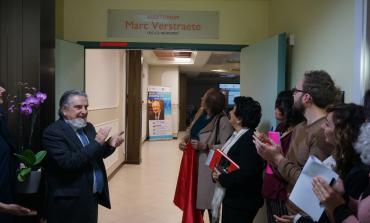 Pozzilli, Neuromed intitola la sala riunioni a Marc Verstraete