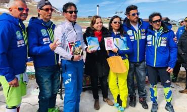 """Roccaraso, solidarietà e sport: raccolti 1500 euro per """"Il sogno di Iaia"""""""