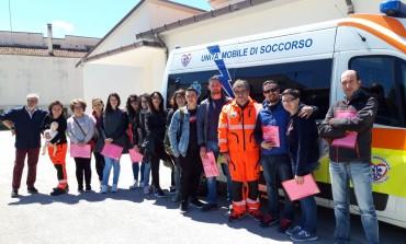 'Pentria Emergenza' forma 20 operatori di Blsd a Cantalupo nel Sannio, presto i corsi anche in Abruzzo