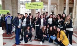 """La corale """"crescere con la musica"""" al festival di primavera di Montecatini Terme"""