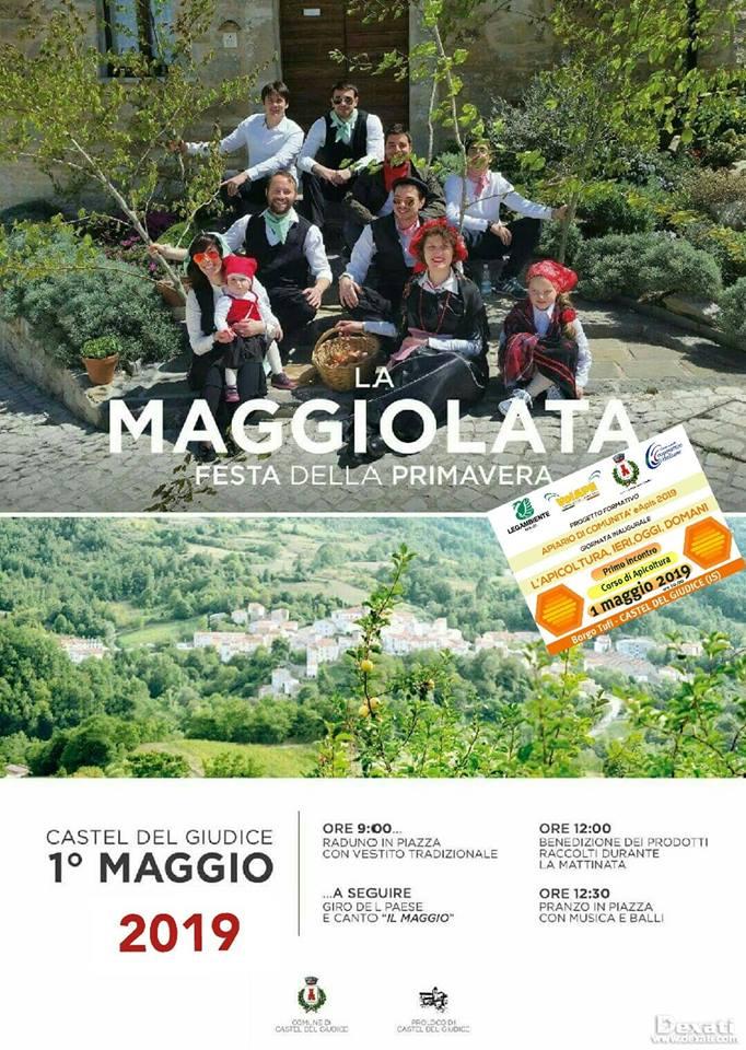 Maggiolata 2019