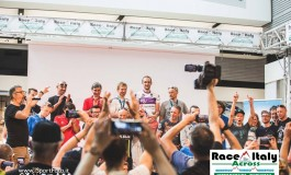 Race Across Italy, sofferenza  ed emozioni per i partecipanti