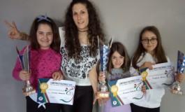 """Castel di Sangro 'Aldica Dance', le danzatrici """"under 9"""" vincono il campionato nazionale in Basilicata"""