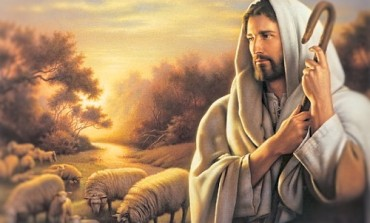 """Gesù il buon pastore """"Alle mie pecore do la vita eterna"""""""