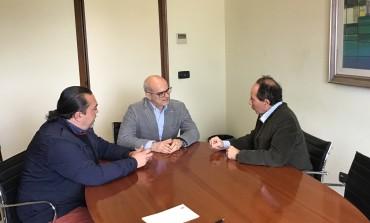 Fondi per l'editoria: Lupo e Bertoni a colloquio dal governatore Toma
