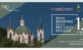 Castelpetroso, festa delle Proloco molisane al Santuario dell'Addolorata