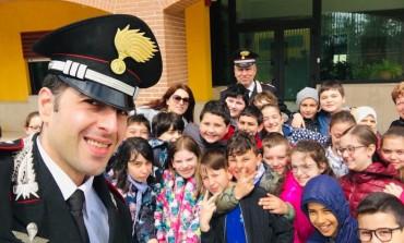 """""""Carabiniere per un giorno"""", visita didattica alla Compagnia di Agnone"""