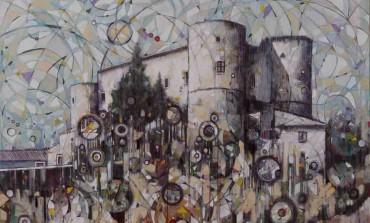 Il castello di Prata Sannita icona del premio nazionale l'Iguana - Anna Maria Ortese