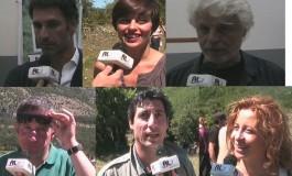 """Speciale - luglio 2009, alberghi vuoti in Alto Sangro per il sisma dell'Aquila. Appello ai turisti delle stelle del cinema: """"Qui non è successo niente"""""""