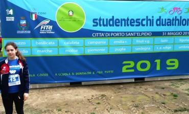 Campionati studenteschi, ottimi risultati per le ragazze della SSPG di Carovilli