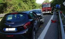 Roccaraso, violento frontale sulla ss 17: tre feriti ricoverati all'ospedale di Castel di Sangro