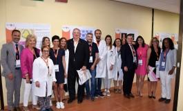 Neuromed accoglie la delegazione della National Italian American Foundation nei suoi laboratori di ricerca